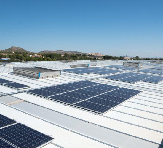 Blog - Proyecto fotovoltaico Europa / Gomarco