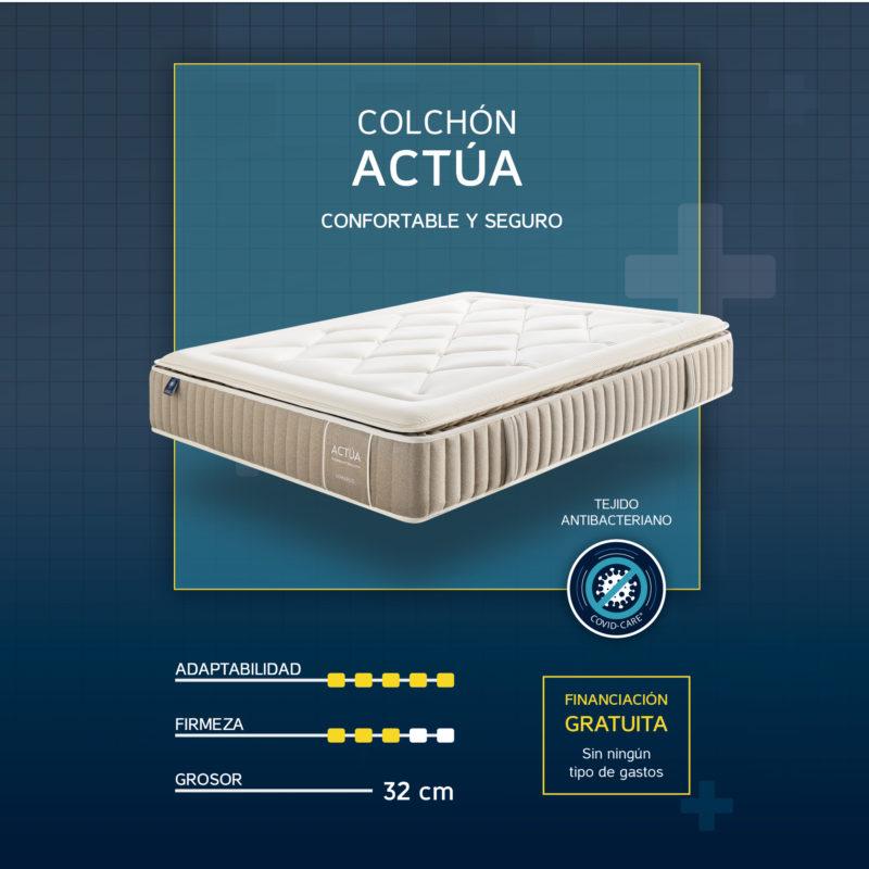 COLCHON ACTUA 1