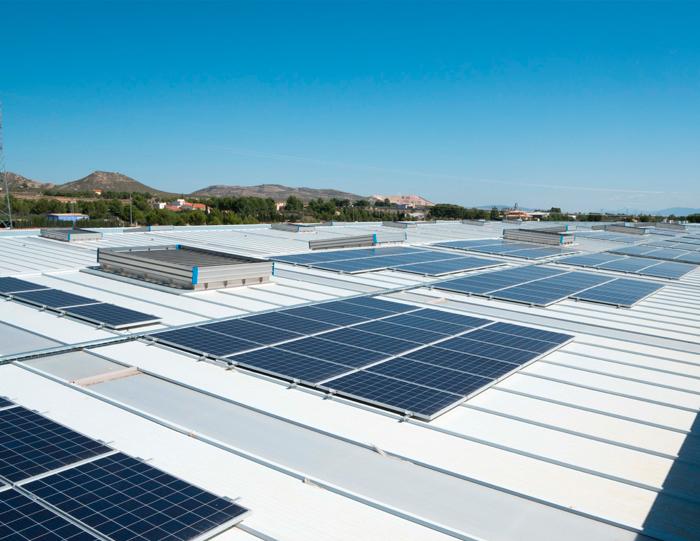 Eficiencia energética - Instalaciones / Gomarco