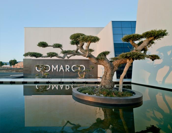 Naturaleza & Arquitectura - Instalaciones / Gomarco